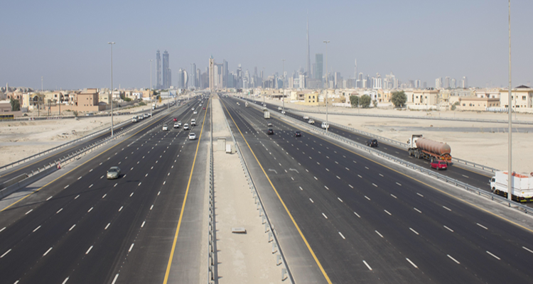 3 1 - A New Highway to Connect Dubai & Abu Dhabi