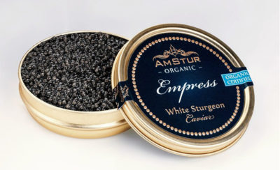 AmStur Caviar Launches the Ultimate Caviar Experience with the UAEs First Organic Caviar 400x244 - AmStur Caviar Launches the Ultimate Caviar Experience with the UAE's First Organic Caviar