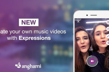 Anghami Add music to your day 370x247 - Anghami Expressions: The New User-Generated Music Video Feature by Anghami