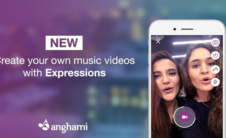 Anghami Add music to your day - Anghami Expressions: The New User-Generated Music Video Feature by Anghami