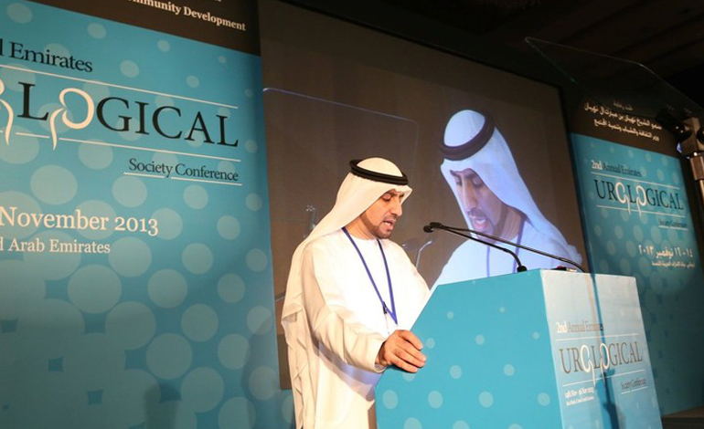 Dr - The Emirates International Urological Conference EUSC 2016 - Scales New Heights