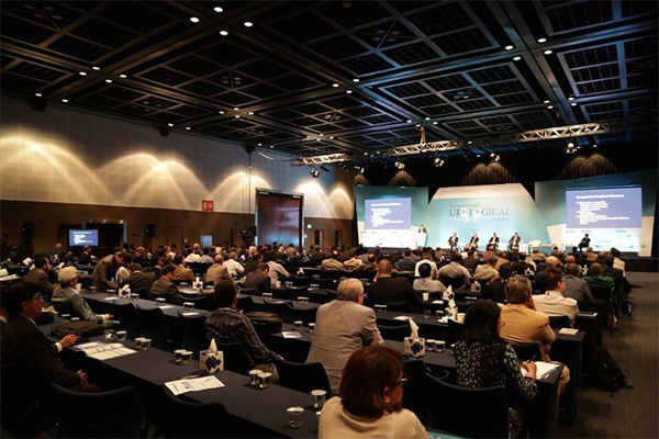 EUSC 22015 in session - The Emirates International Urological Conference EUSC 2016 - Scales New Heights