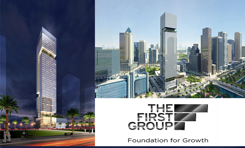The First Group 39 S The One At Jumeirah Village Circle Wins