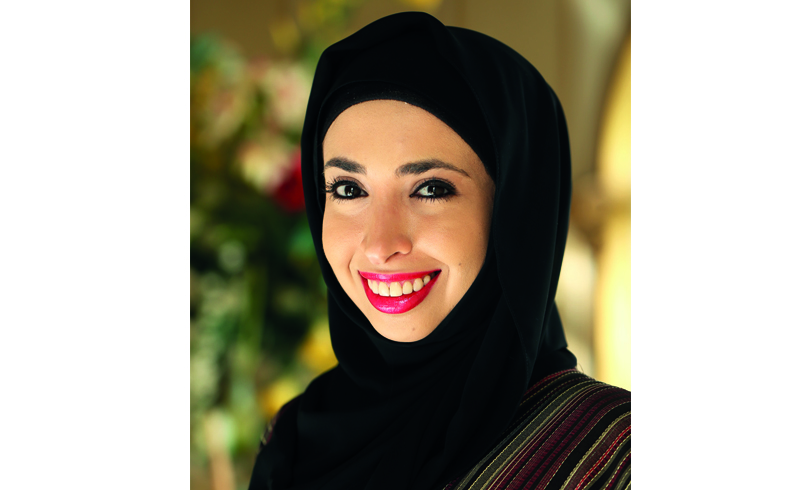 Lamis print1 - Dare to Dream Big-Lamis Bin Harib Is A True Inspiration For Arab Women