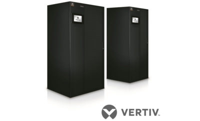 LiebertR EXL from Vertiv 400x242 - Emerson Network Power Rebrands As Vertiv, Appoints New CEO