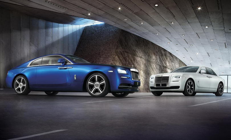 Rolls Royce Motor Cars Doha 2 qatarisbooming - Shell Selected as Exclusive Supplier of Rolls-Royce Motor Cars Genuine Engine Oil