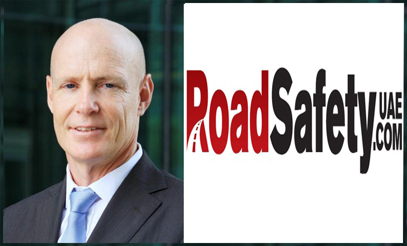 Thomas Edelmann Founder and Managing Director of RoadSafetyUAE 3 - UAE Road Safety – 3 Wishes For 2017