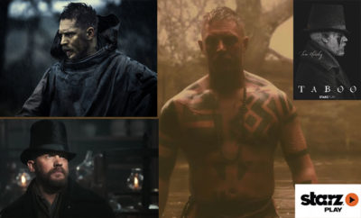 """bbbbbb 400x242 - STARZ Play Arabia Enters Exclusive Deal with Sonar Entertainment to Bring """"Taboo"""" to the Region"""