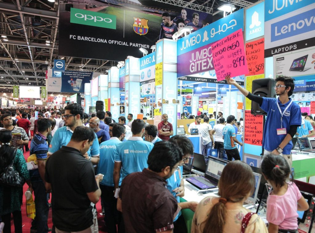 gitex festivals in Dubai