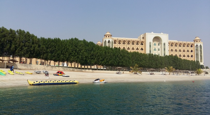 ghantoot beaches in dubai