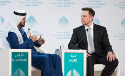 H.E 400x242 - Transportation of the Future Discussed at World Government Summit in Dubai