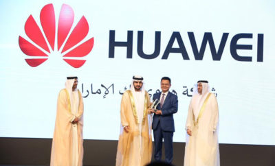 Huawei 400x242 - Huawei Takes Home the (MRM) Business Innovation Award