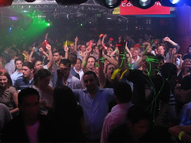 kasbar night clubs in dubai