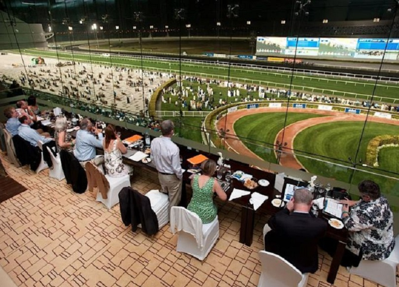 meydan racing in Dubai