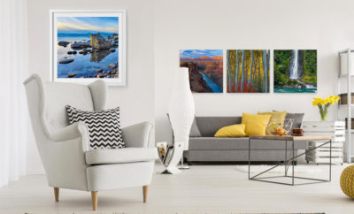Define your space with gallery inspired art from LIK Squared 400x242 - Peter Lik Launches LIK Squared, Gallery-Inspired Wall Decor for the Everyday Photo Lover