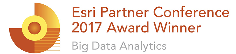 Esri Partner Conference Logo 1489385611 - ITWORX Wins the 2017 ESRI's Partner Conference Global Award for Big Data Analytics
