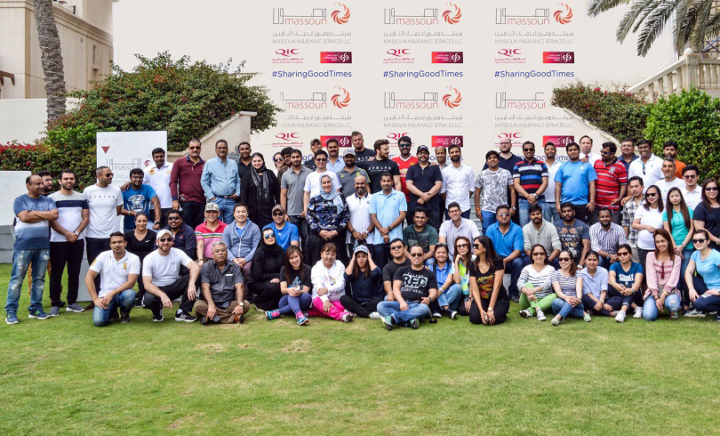 Massoun Insurance Services Conducts Team Building Event for Its Staff