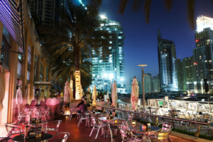 Best Dubai marina restaurants