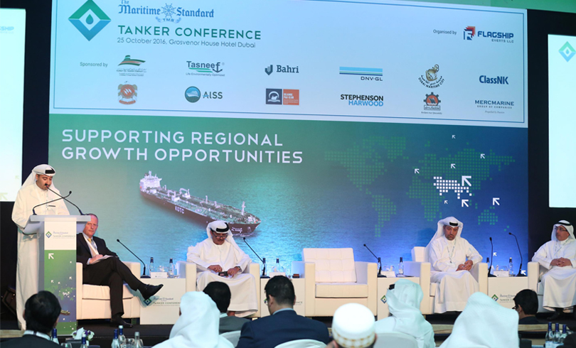 H.E. Shaikh Daij Bin Salman Al Khalifa chairman Arab Ship Building and Repair Yard Keynote Speaker at The Maritime Standard Tanker Conference 2016 - The Maritime Standard Tanker Conference 2017 - date and location confirmed