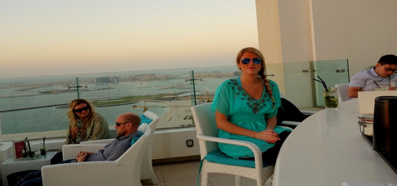 bice sky bar in dubai
