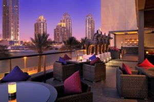 most romantic restaurants in Dubai 2017