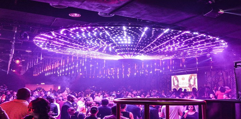 top night clubs in Duba