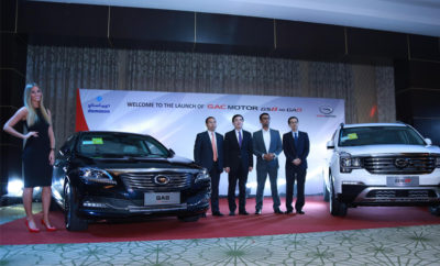 4thpr 400x242 - GAC MOTOR launches its flagship vehicles GS8 and GA8 in Qatar