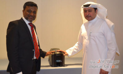 Digital Factors launches the First UAE Brand of card printer 1 400x242 - Digital Factors launches the first UAE brand of card printers