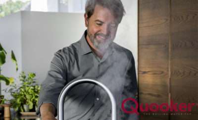 Quooker 4in1 Flextap 400x242 - A Passion for Sustainable Living