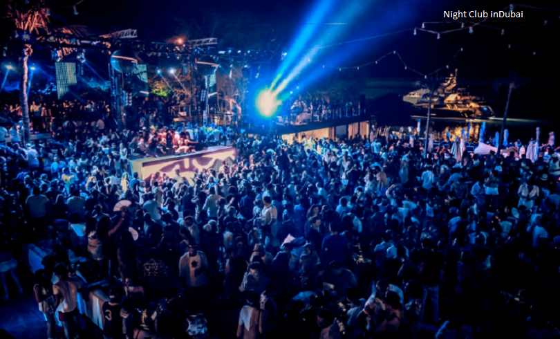 night clubs in uae - Clubbing in Dubai: Why and What