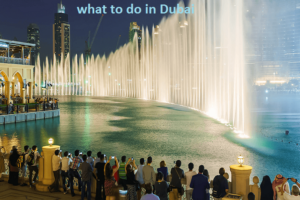 what to do in dubai during holidays