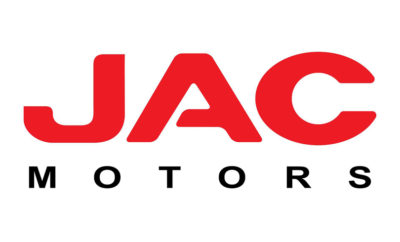 JAC logo 400x242 - Chinese Automaker JAC Motors Exhibited at Expo 2017 Held in Kazakhstan