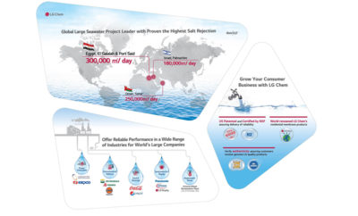 LG Chem to Supply RO Membranes to Egypts Largest Seawater Desalination Plant 400x242 - LG Chem to Supply RO Membranes to Egypt's Largest Seawater Desalination Plant