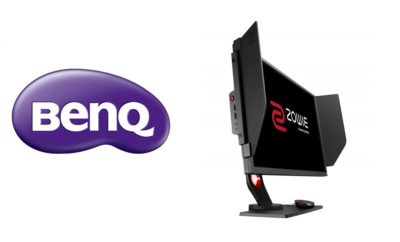 benq logo 1500377372 400x242 - BenQ announces ZOWIE XL2546 PC e-Sports Monitor for Advanced Gaming Experience