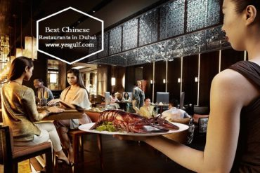 chinese restaurants in Dubai