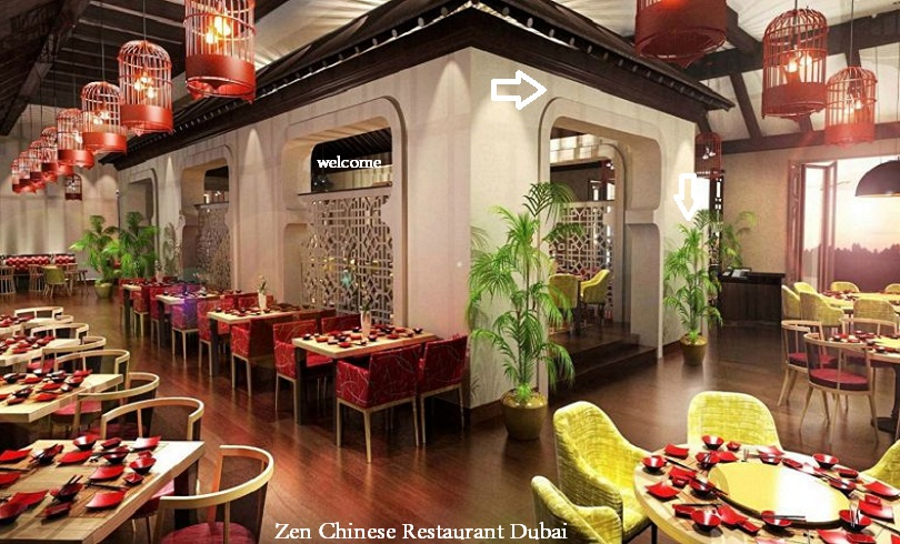 zen chinese restaurants