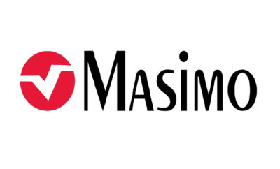Masimo logo black flat nomark  1501591240 400x242 - Study Compares Performance of Masimo Acoustic Respiration Rate (RRa®) and Nellcor Plethysmographic Respiration Rate in Volunteers