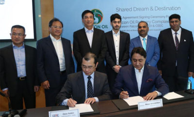 WAK Group and Guangdong Electrical Design Institute GEDI during the signing ceremony 400x242 - WAKGROUP Signs Historic Deal With China's GEDI & CEEC to Establish State-of-the-Art Oil Refinery in KP Pakistan