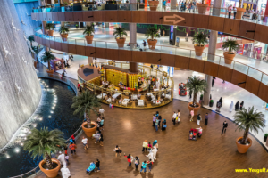 top dubai shopping mall