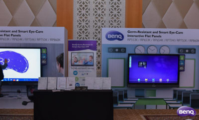 BenQ Interactive Solutions Range 400x242 - BenQ launches Advanced Solutions for Education