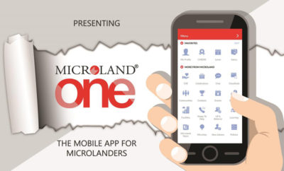 UI representation of the App 400x242 - Microland Launches Global Mobile App for Its Digital Workforce to Enhance Business Productivity and Collaboration