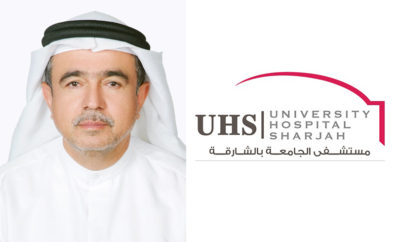 Untitled 2 400x242 - University Hospital Sharjah Appoints New CEO
