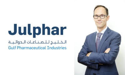 p2 400x242 - Julphar names Laurent de Chazeaux as Acting CFO