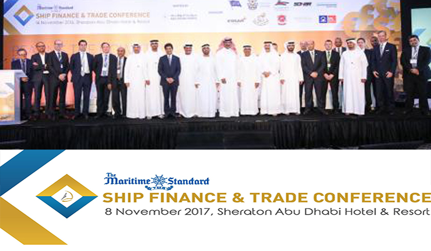 pr17 3 - All-star lineup for The Maritime Standard Ship Finance and Trade Conference