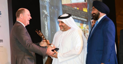 Photo 1 AETOSWire 1510571698 400x207 - Dalma Mall Hits the Records by Winning 3 Gold Awards and 1 Silver at MECSC MENA Retailer Conference