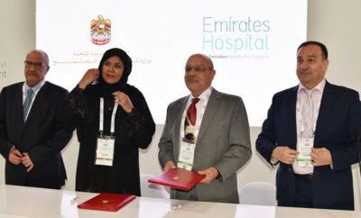 Photo AETOSWire 1510658034 400x242 - Ministry of Community Development Signs Agreement with Emirates Healthcare Company to Support the Elderly in the UAE