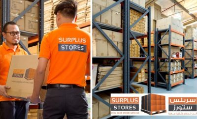 World class brands and diverse quality products in this organized store makes wholesale buying in Surplus Stores a seamless experience Photo AETOSWire 1511676815 400x242 - Surplus Stores Dubai – Setting a New Wholesale Experience
