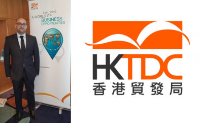 Mr Abdul Aziz Nasser Middle East Deputy Director of the HKTDC Photo AETOSWire 1513696502 400x242 - 'Import From Hong Kong to the UAE Touches USD 13.2 Billion in 2017'