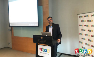 Sivaramakrishnan Iswaran AETOSWIRE 1511870651 400x242 - Zoho launches the region's most comprehensive VAT-ready Financial Suite