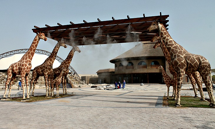 animala - Let's go for Dubai Safari Park